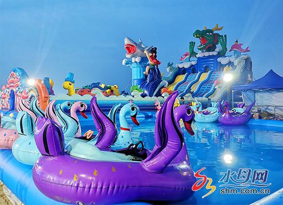 兒童娛樂區全天開放,超多好玩的兒童娛樂游戲讓孩子釋放活力