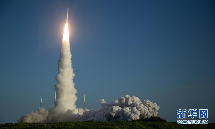 """(国际)(2)美国发射""""毅力""""号火星车将探索火星生命迹象"""