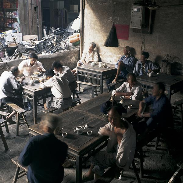 乌镇西栅茶馆
