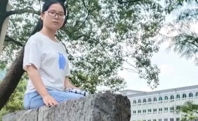 钟芳蓉本文图片均来自红星新闻
