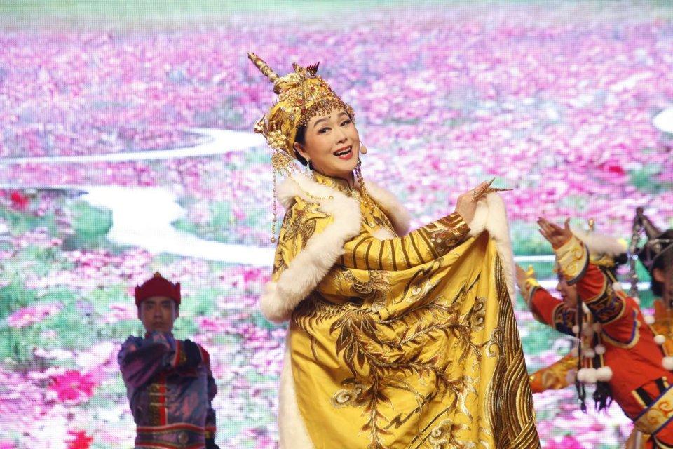 """沈阳:""""国宝级""""评剧亮相沈北新区文化艺术节"""