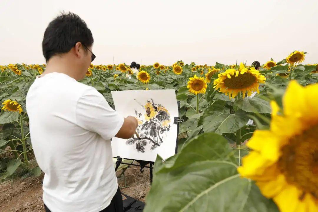 甘肃省美术家协会会员张积东