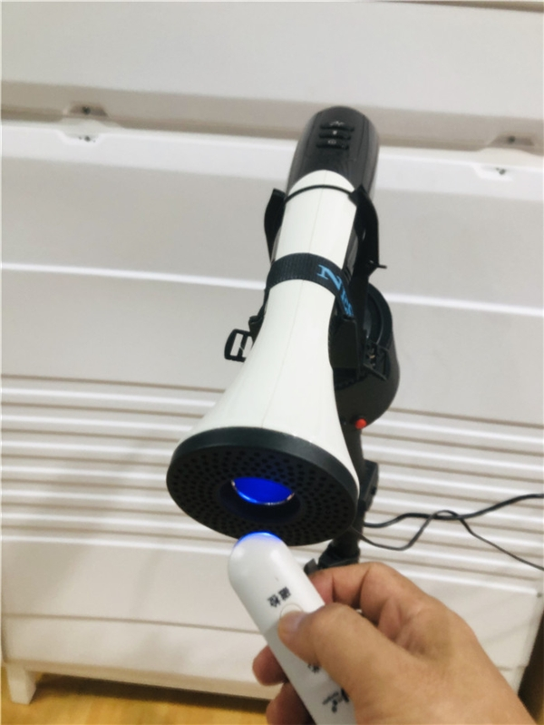 全能魔力棒-小太阳细胞理疗仪 郑州炎帝生物科技有限公司