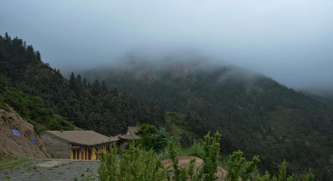 从前有座山叫祁连山 山里有座庙叫云庄寺