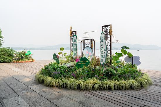 杭州西湖边西湖西溪景区供图