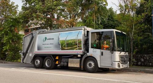 远望谷RFID技术助力新加坡废弃资源管理