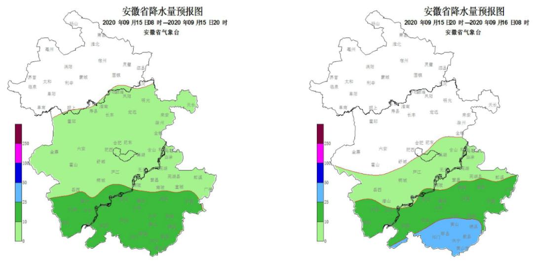 最低16℃!還要降溫!安徽未來一周降雨不斷