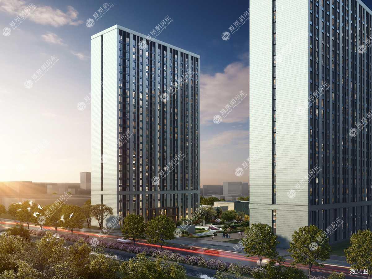 中海龙湾U-LIVE公寓效果图1