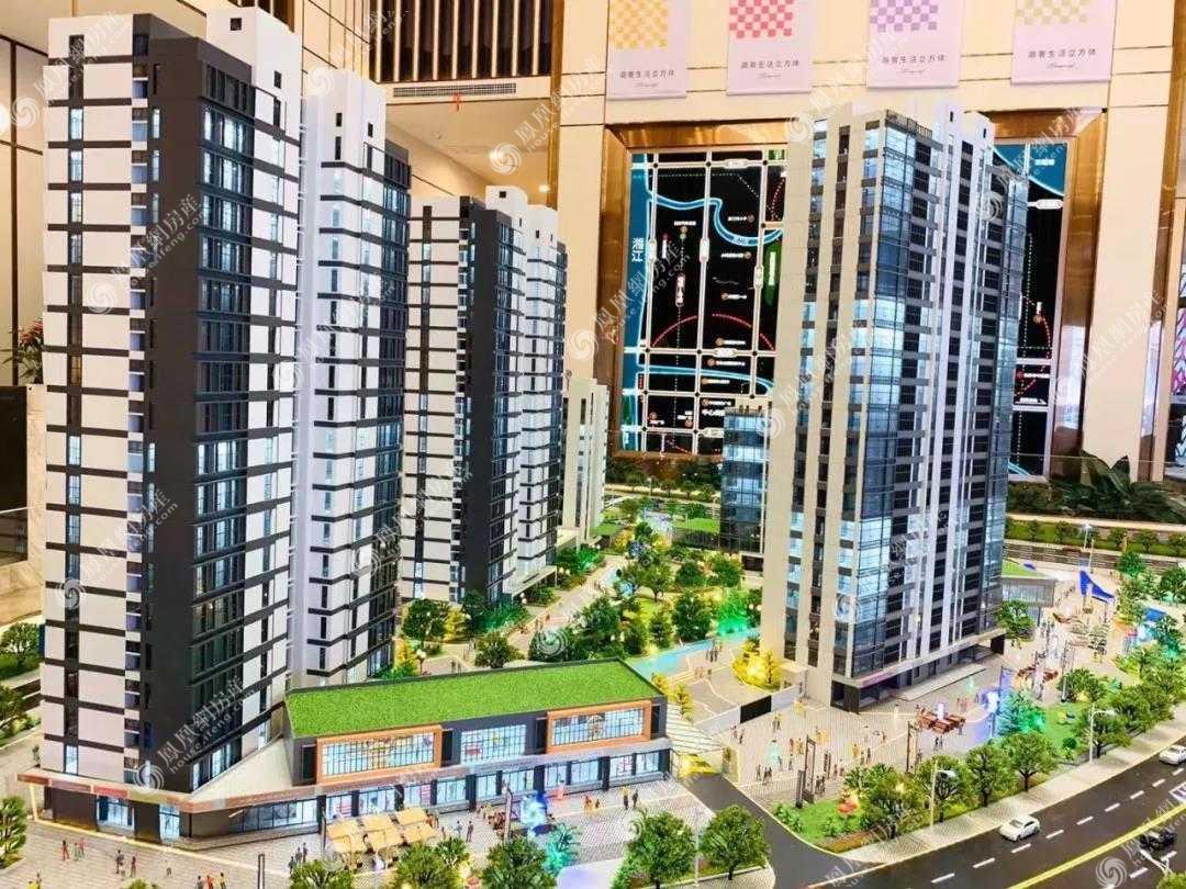 恒泰风格城市实景图3