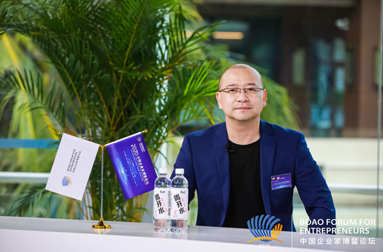 九牧厨卫品牌副总裁严桢:企业做好自身的产品才是第一位