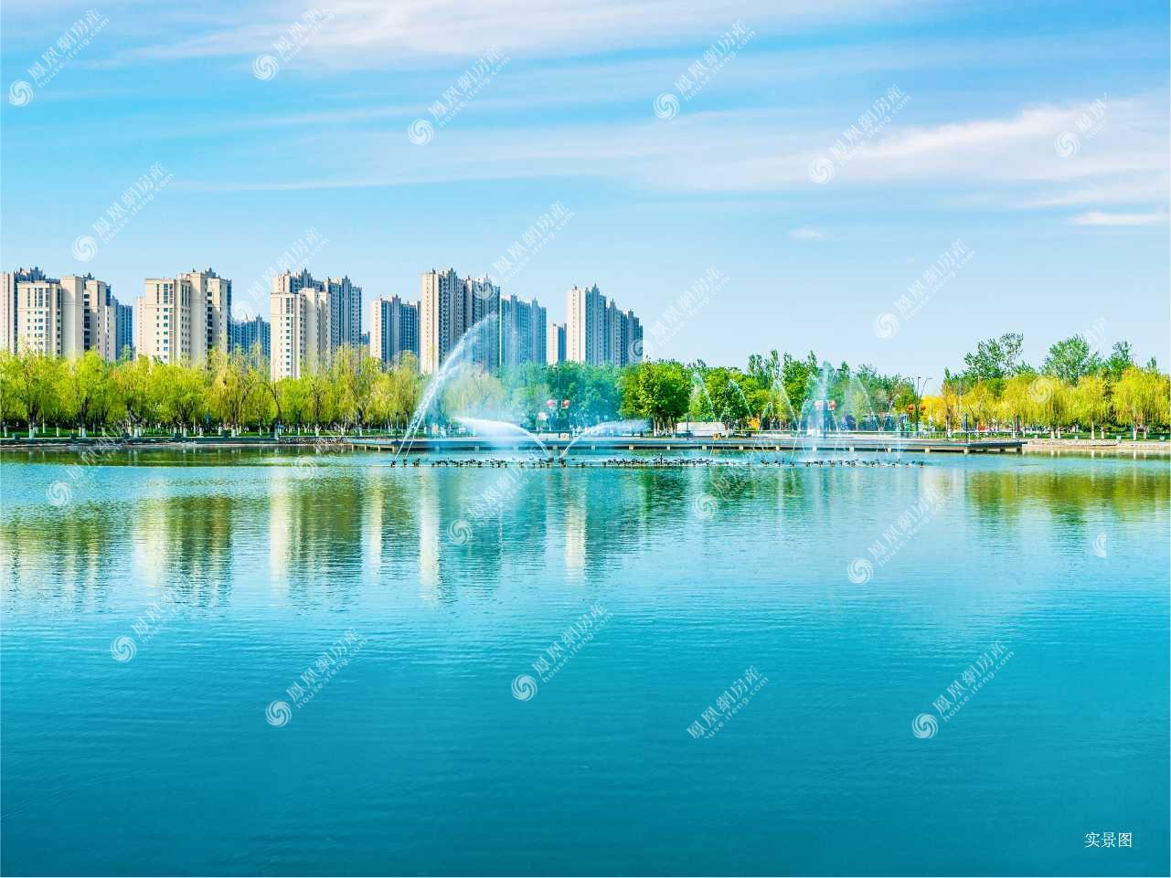 潮白河孔雀城·潤澤學府實景圖2