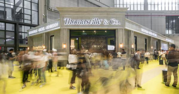 全新Thomasville & Co.即将亮相CIFF展会,诠释色彩背后的美式家居人生