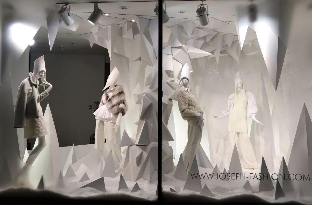 圣诞倒计时!学Gucci(古驰)、Dior(迪奥)这样做橱窗