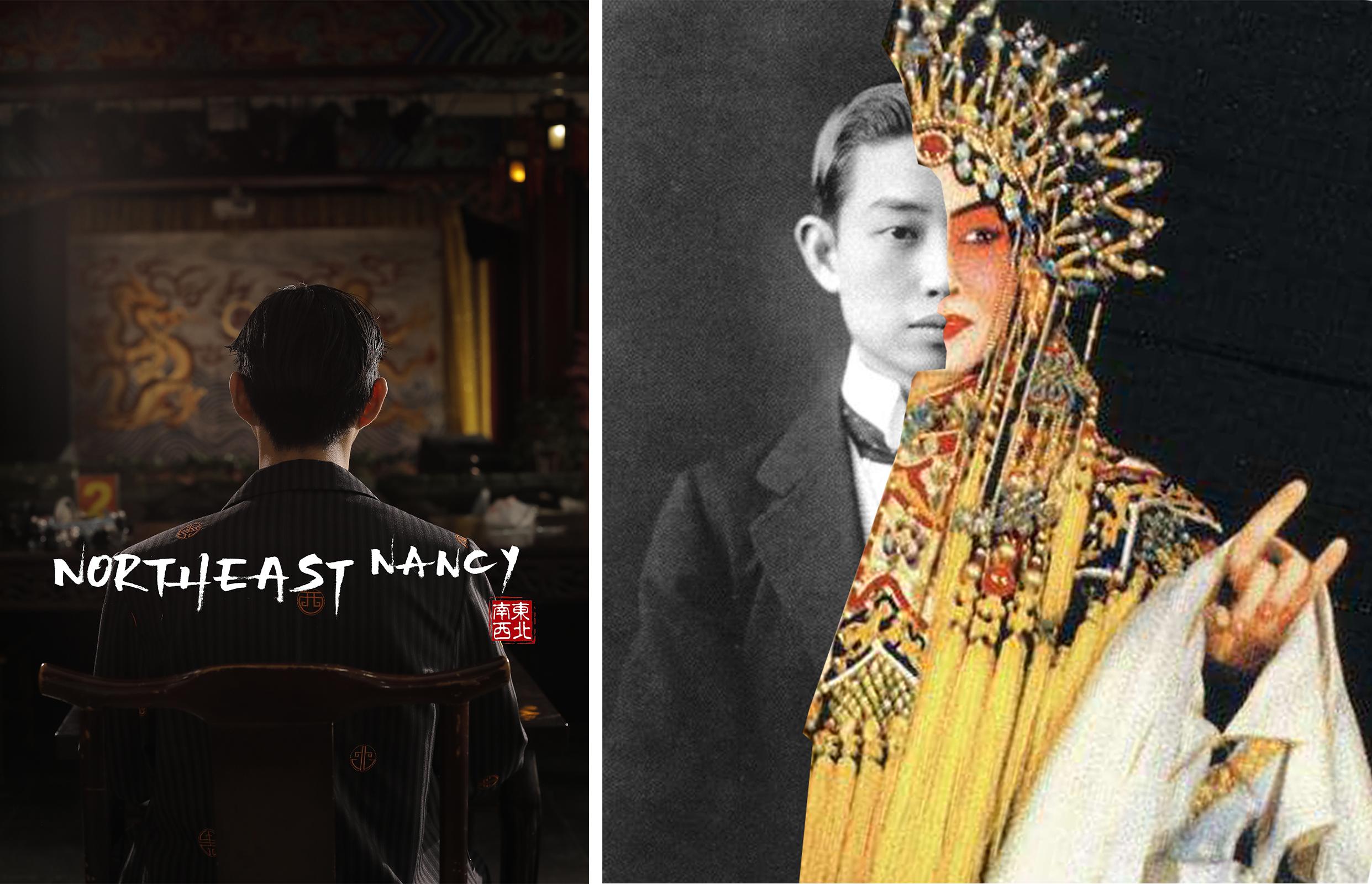 居然能在伦敦时装周举办毕业秀?下一位中国明星设计师或许就在其中