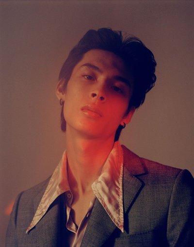 国模新秀成功登上热门男模榜单,今天也是为国模打Call的一天!