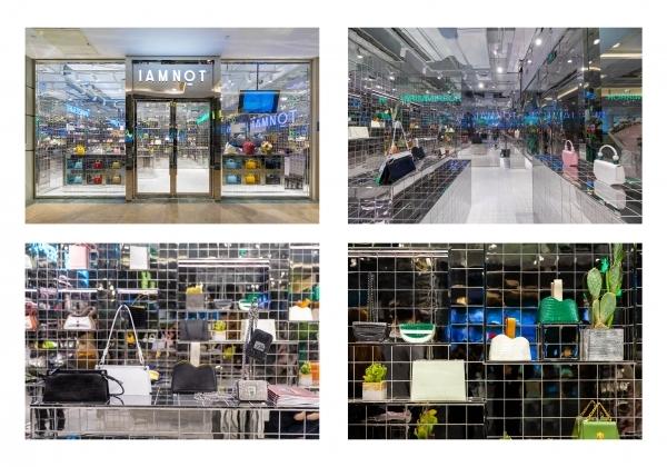 IAMNOT首家品牌店上海新天地时尚揭幕