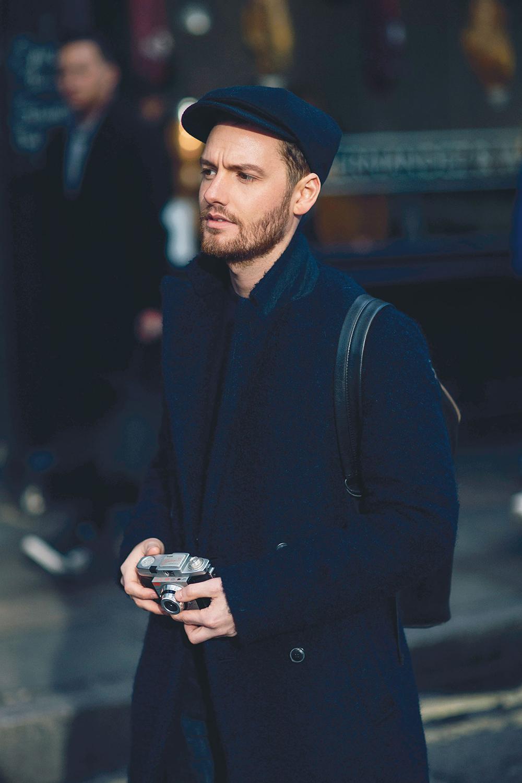 Jonathan Daniel Pryce 教你如何成为Vogue御用街拍摄影师