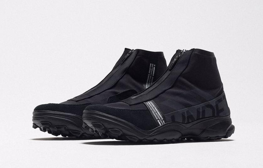 忍者鞋重出江湖!全新UNDEFEATED x adidas(阿迪达斯) GSG9联名鞋款即将发售!