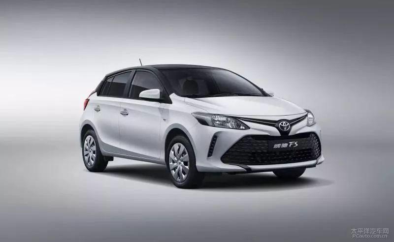 一汽丰田威驰新增车型 售8.88/9.08万元