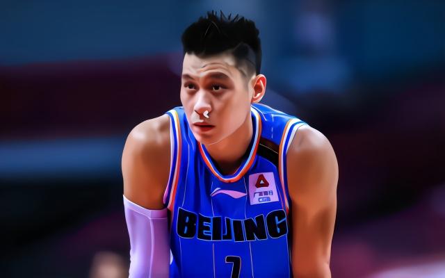 北京首钢外援林书豪。图/Osports