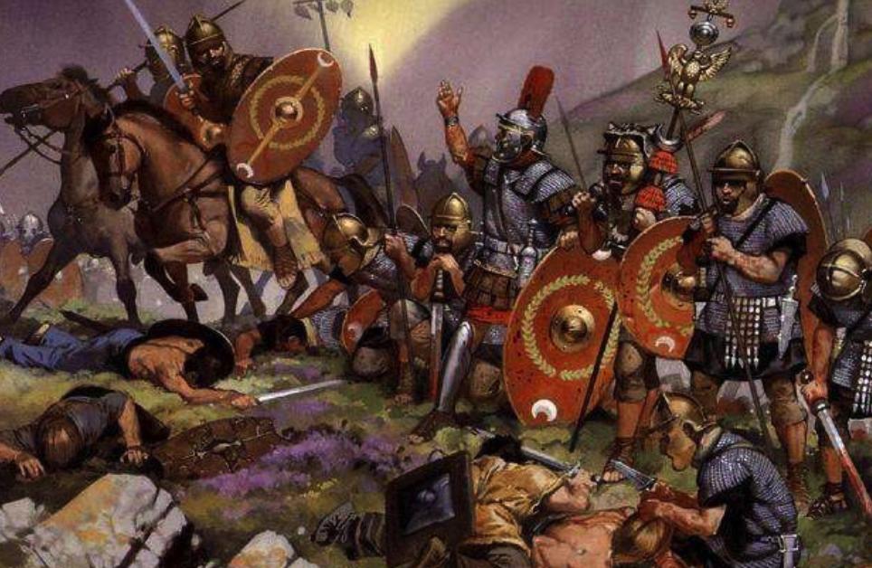 """意大利各部落向羅馬討要公民權的""""同盟者戰爭"""""""