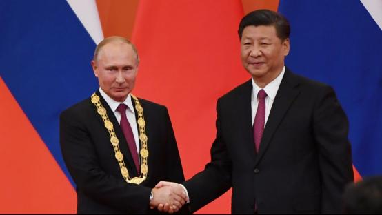 中俄两国领导人通话 普京就香港议题坚定表态