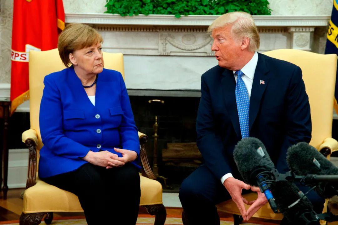 【一多秀直播大厅培训课程】_德国人最怕啥?排第一的是:特朗普让世界变得更危险