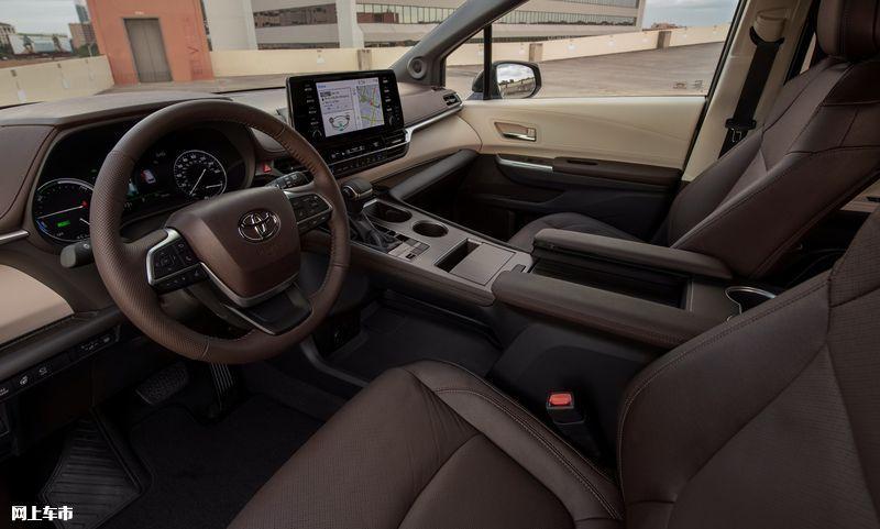 丰田全新塞纳售价曝光下月开售/搭2.5L混动引擎-图13