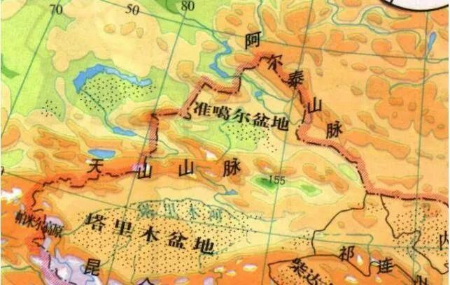 上图_ 准噶尔盆地