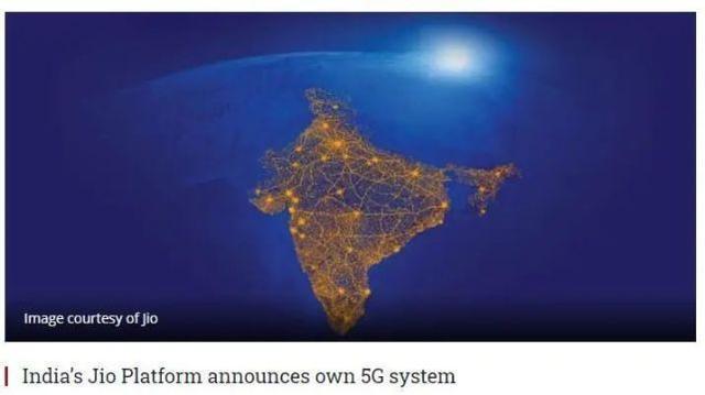 【彩乐园3进入dsn393com】_印度宣布成功研发国产5G,将向全球提供