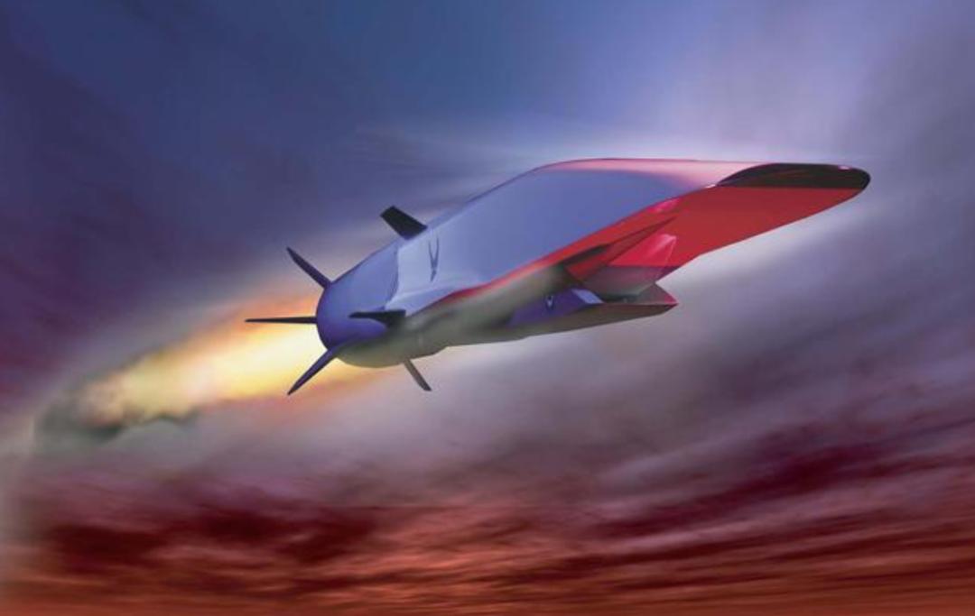 高超音速武器概念图