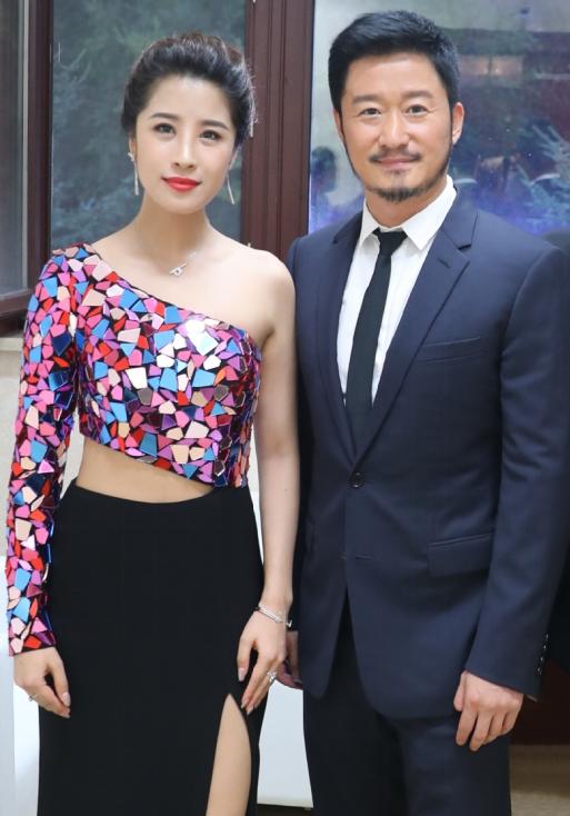 电影明星李凤鸣、吴京惊艳亮相第十五届长春电影节