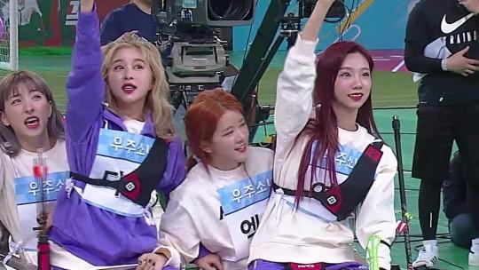 MBC2020年新年特辑偶像田径锦标赛