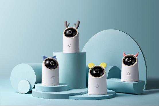 HarmonyOS+360°旋转,华为智选智能摄像头Pro即将发售