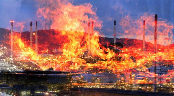 突发!伊拉克油田遭两枚炸弹袭击 石油要起飞?
