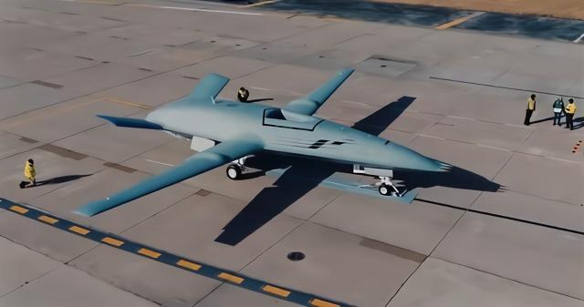 美国海军增购MQ-25舰载无人加油机 单价接近3000万美元