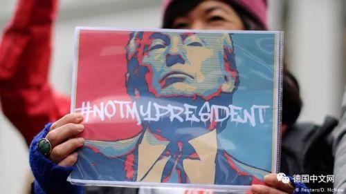 越来越多的德国人不理解甚至厌恶美国(图源:Reuters)