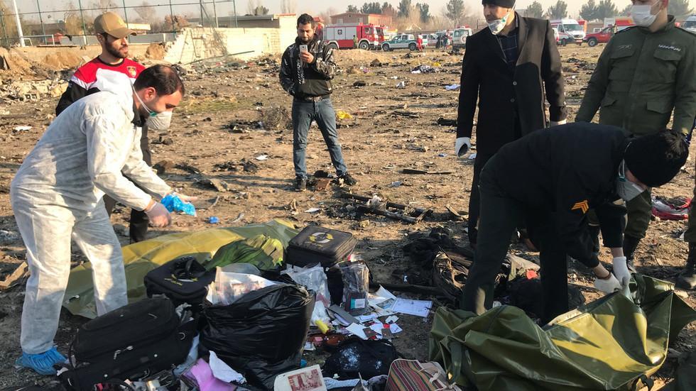 伊朗议员:导弹击落客机与网络攻击无关 全系人为错误
