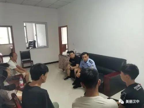 最近镇巴县巴庙镇和紫阳县红村镇的现金被盗案件频发 2018年汉中交警支队民警陈康