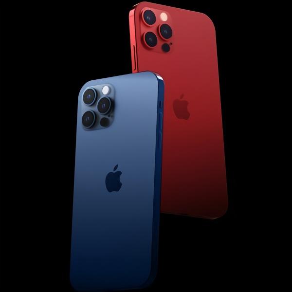 iPhopne 12 Pro最新高清外形曝光:工业设计和配色全变了