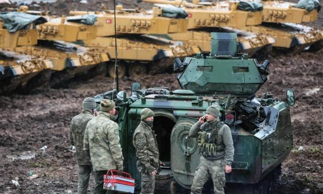 土耳其大军集结,伊德利卜观察哨成重要基地,专家:战火或要重燃