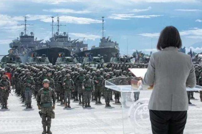 美军机敢从台湾起飞?这直接关系到两岸统一进程