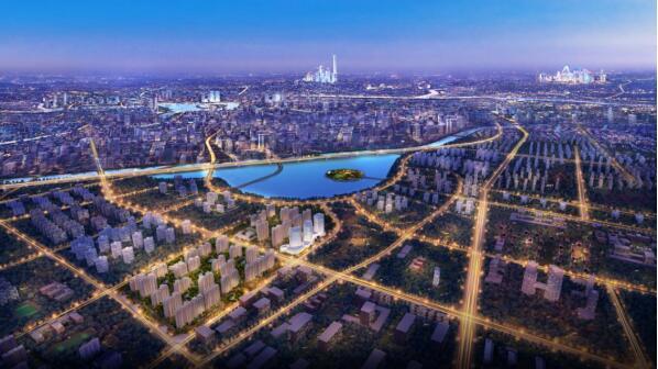 燕郊加速融入北京,跨越腾飞在即