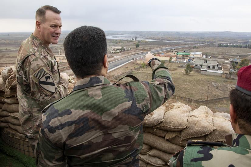 """赖在伊拉克不走,美军还自夸""""正义之师"""""""