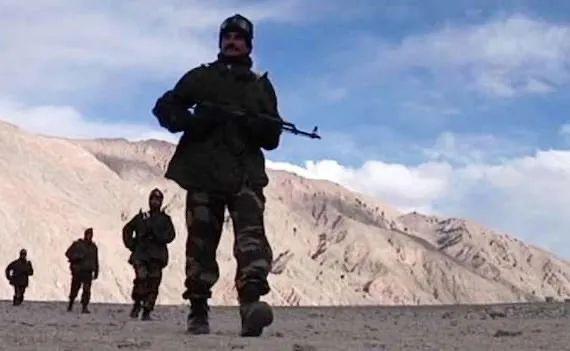 中印边境对峙又有了新进展