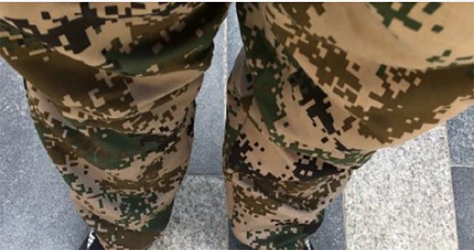 【日本免费mv在线观看trad软件】_西安一男子穿迷彩裤被当农民工禁入,涉事书店致歉