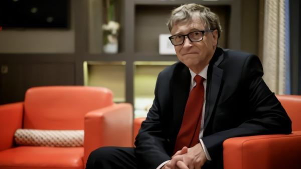盖茨基金会捐1亿美元:人人都有疫苗用