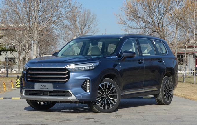 星途VX 2.0T车型本月陆续到店 预计售价19-22万元-图2