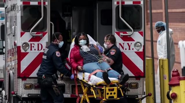 新冠在纽约,只是穷人的瘟疫 大健康