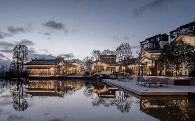 在现代建筑设计中运用传统建筑设计有三